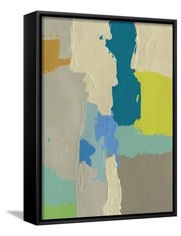Random Logic I-Chariklia Zarris-Framed Canvas Print