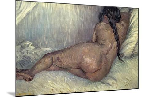 Dutch School. Naked Woman, 1887-Vincent van Gogh-Mounted Giclee Print