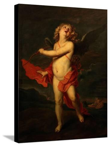 Love-Sir Anthony Van Dyck-Stretched Canvas Print
