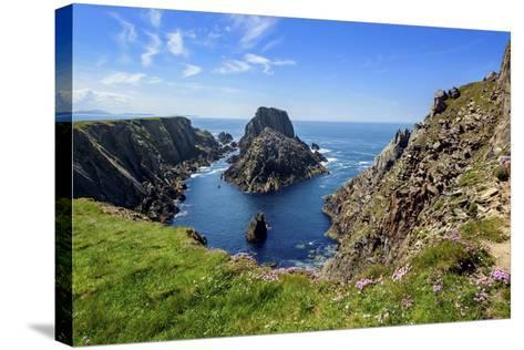Malin Head in Inishowen, Donegal-Chris Hill-Stretched Canvas Print