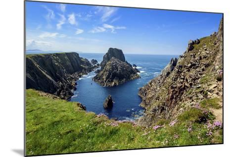 Malin Head in Inishowen, Donegal-Chris Hill-Mounted Photographic Print