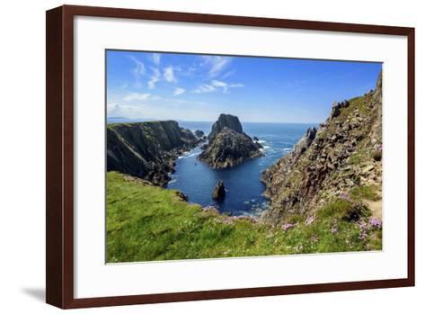 Malin Head in Inishowen, Donegal-Chris Hill-Framed Art Print