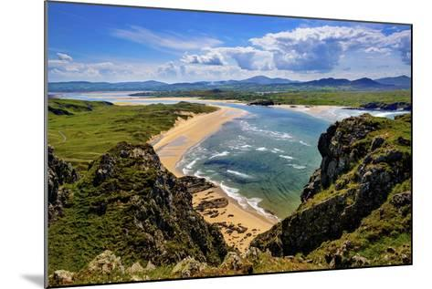 Five Fingers Strand at Malin in Donegal-Chris Hill-Mounted Photographic Print