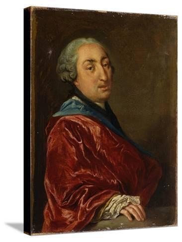 Portrait of a Gentleman-Pitocchetto Ceruti-Stretched Canvas Print