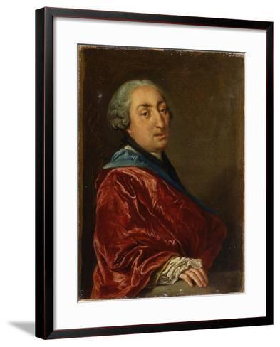Portrait of a Gentleman-Pitocchetto Ceruti-Framed Art Print