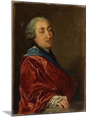 Portrait of a Gentleman-Pitocchetto Ceruti-Mounted Art Print