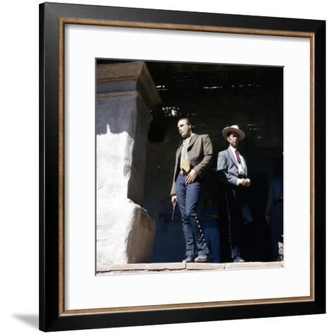 One-Eyed Jacks--Framed Art Print