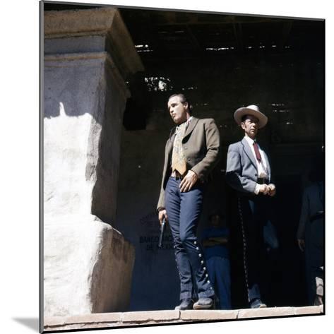 One-Eyed Jacks--Mounted Photo