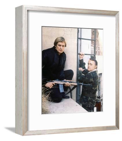 The Man from U.N.C.L.E.--Framed Art Print