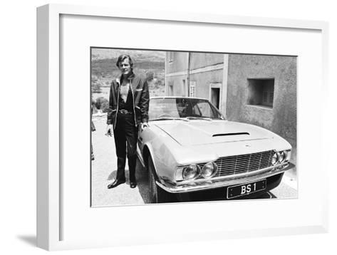 The Persuaders--Framed Art Print