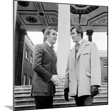 The Persuaders--Mounted Photo