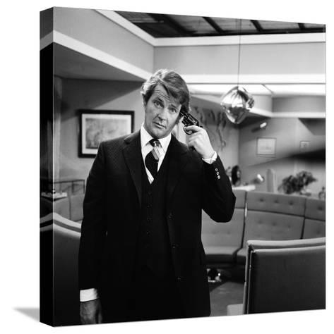 The Persuaders--Stretched Canvas Print