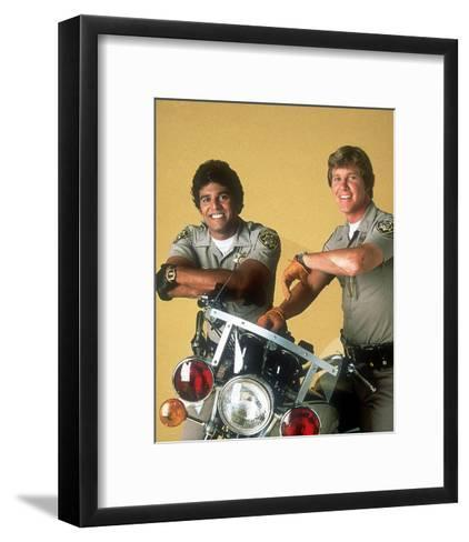 CHiPs--Framed Art Print