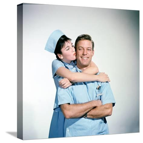 Dr. Kildare--Stretched Canvas Print