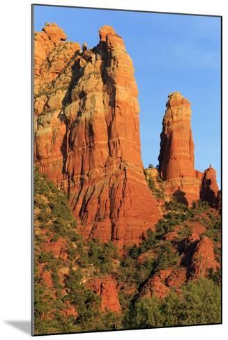 Rock Formations in Sedona, Arizona, United States of America, North America-Richard Cummins-Mounted Photographic Print