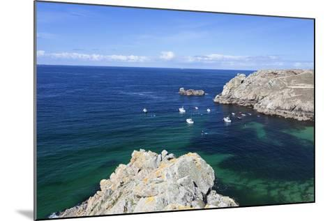 Baie Des Trepasses, Peninsula Sizun, Finistere, Brittany, France-Markus Lange-Mounted Photographic Print