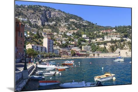 Villefranche-Sur-Mer, Alpes Maritimes, Provence, Cote D'Azur, French Riviera, France, Europe-Amanda Hall-Mounted Photographic Print