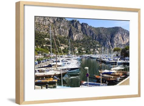 Beaulieu-Sur-Mer, Alpes-Maritimes, Provence, Cote D'Azur, French Riviera, France, Europe-Amanda Hall-Framed Art Print