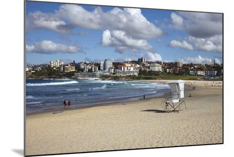 Bondi Beach, Sydney, New South Wales, Australia, Pacific-Mark Mawson-Mounted Photographic Print
