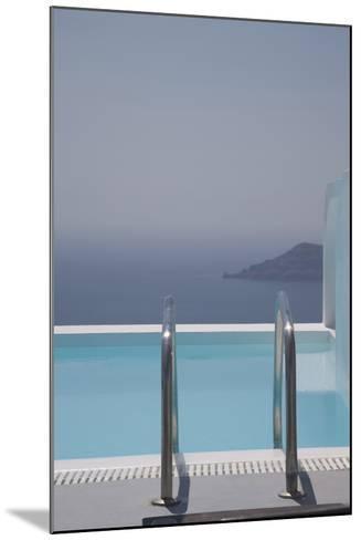 Oia, Santorini (Thira), Cyclades, Greek Islands, Greece, Europe-Angelo Cavalli-Mounted Photographic Print