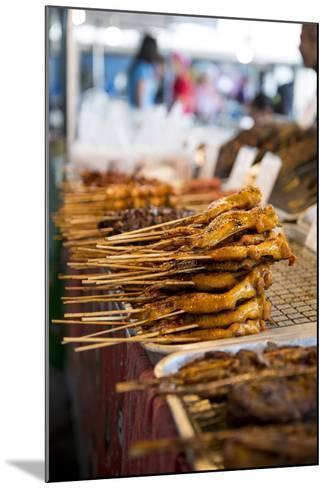 Market, Lamai, Ko Samui Island, Surat Thani, Thailand, Southeast Asia, Asia-Ben Pipe-Mounted Photographic Print