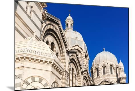 Cathedral of Marseille (Notre-Dame De La Major) (Sainte-Marie-Majeure)-Nico Tondini-Mounted Photographic Print