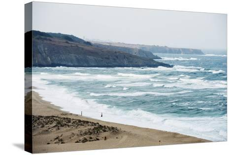Sinemorets, Black Sea Coast, Bulgaria, Europe-Christian Kober-Stretched Canvas Print