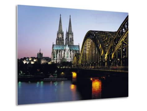 Cathedral, Cologne, Germany-Gavin Hellier-Metal Print