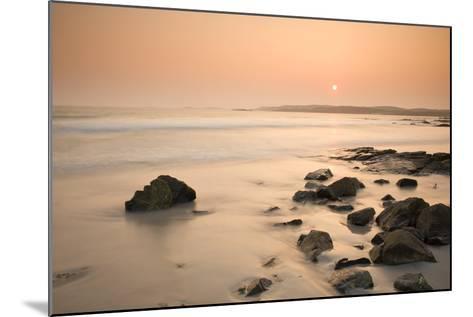 Ballyconneely Beach, Connemara, County Galway, Connacht, Republic of Ireland, Europe-Ben Pipe-Mounted Photographic Print