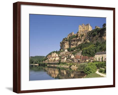 Beynac, Aquitaine, Dordogne, France-Michael Busselle-Framed Art Print