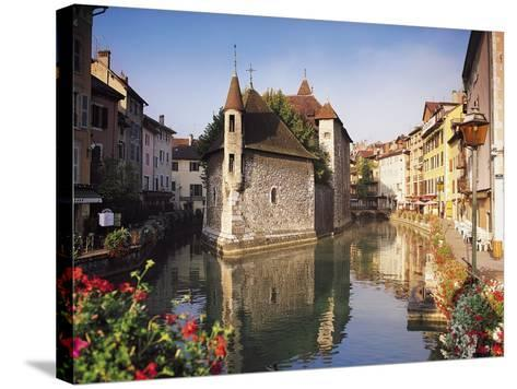 Annecy, Savoie, France-John Miller-Stretched Canvas Print