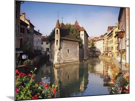 Annecy, Savoie, France-John Miller-Mounted Photographic Print