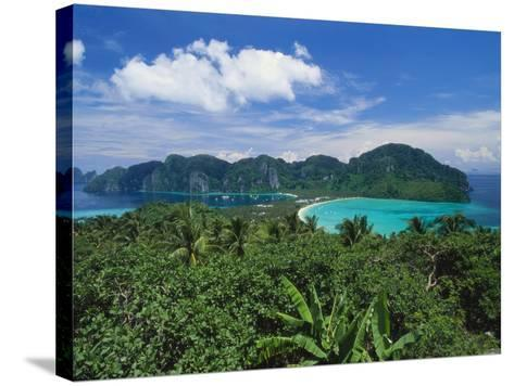 Koh Phi Phi, Thailand, Asia-Robert Francis-Stretched Canvas Print