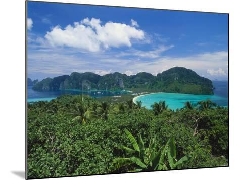 Koh Phi Phi, Thailand, Asia-Robert Francis-Mounted Photographic Print