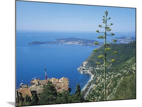St Jean Cap Ferrat, Cote D'Azur, France-Roy Rainford-Mounted Photographic Print
