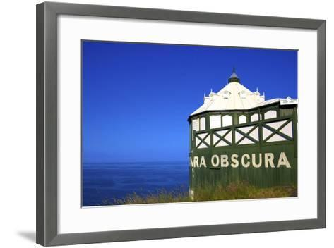 Camera Obscura, Douglas, Isle of Man, Europe-Neil Farrin-Framed Art Print