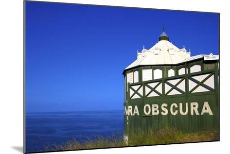 Camera Obscura, Douglas, Isle of Man, Europe-Neil Farrin-Mounted Photographic Print