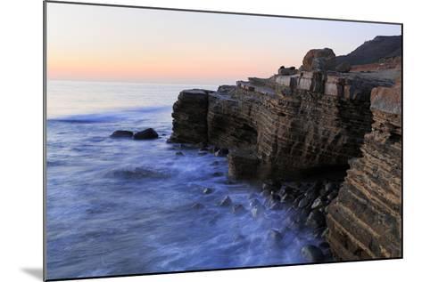 Coastline in Cabrillo National Monument-Richard Cummins-Mounted Photographic Print