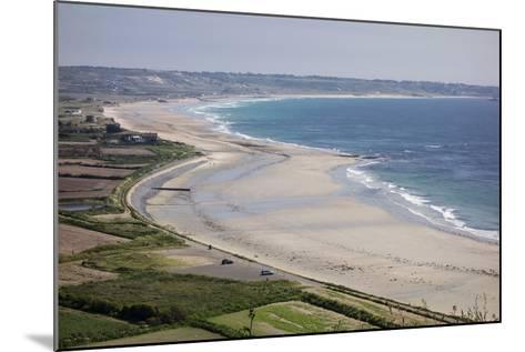 Beaches on St. Ouen's Bay, Jersey, Channel Islands, United Kingdom, Europe-Roy Rainford-Mounted Photographic Print