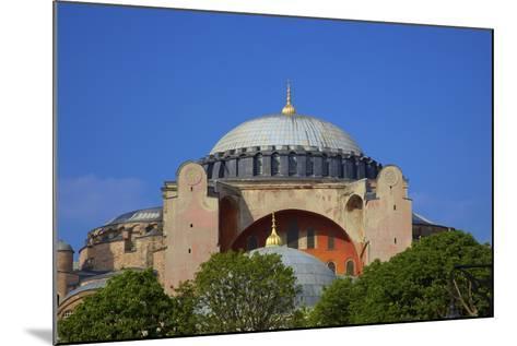 Hagia Sophia (Aya Sofya Mosque) (The Church of Holy Wisdom)-Neil Farrin-Mounted Photographic Print
