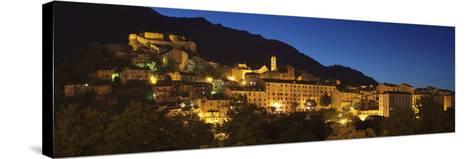 Corte, Corsica, France, Mediterranean, Europe-Markus Lange-Stretched Canvas Print