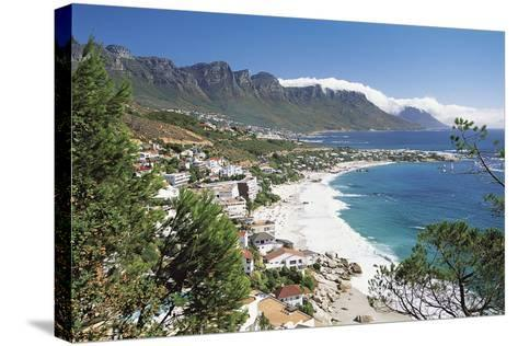 Cape Town, South Africa-Gavin Hellier-Stretched Canvas Print