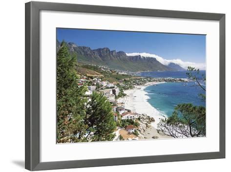 Cape Town, South Africa-Gavin Hellier-Framed Art Print