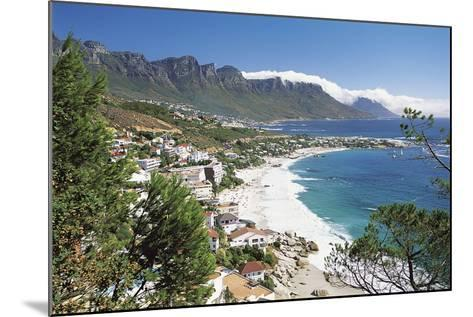 Cape Town, South Africa-Gavin Hellier-Mounted Photographic Print