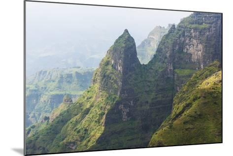 Simien Mountains National Park, UNESCO World Heritage Site, Amhara Region, Ethiopia, Africa-Gabrielle and Michael Therin-Weise-Mounted Photographic Print