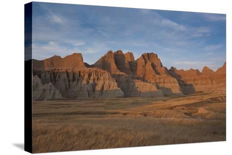 Badlands National Park, South Dakota, United States of America, North America-Michael Runkel-Stretched Canvas Print