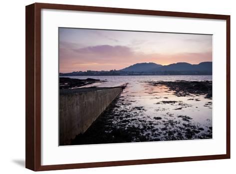 Roundstone, Connemara, County Galway, Connacht, Republic of Ireland, Europe-Ben Pipe-Framed Art Print
