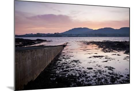 Roundstone, Connemara, County Galway, Connacht, Republic of Ireland, Europe-Ben Pipe-Mounted Photographic Print
