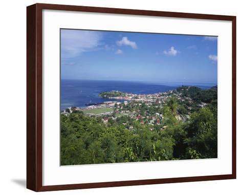 St Georges, Grenada, Caribbean-Robert Harding-Framed Art Print