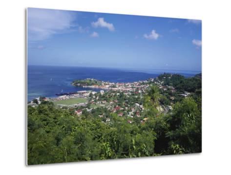 St Georges, Grenada, Caribbean-Robert Harding-Metal Print